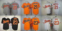 baltimore orioles nick - Baltimore Orioles Mens Jerseys Nick Markakis Nelson Cruz Baseball Jersey Stitched Name Number and Logos