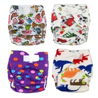 baby diapers in bulk - 2016 AnAby New Hook And Loop Fasteners Cloth Newborn Diapers Newborn Baby Diapers In Bulk