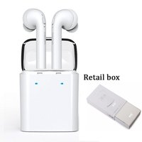 Wholesale Dacom S Twins Earphone Earbuds TWS For Apple iPhone True Wireless Sports Earbud Headset with Portable Charging Case Mic Noise Cancellation