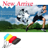 Wholesale 2016 Speed Training Resistance Parachute Running Chute Speed Chute Running Umbrella OTH310