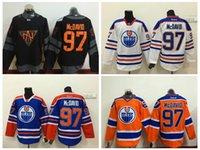 best fleeces - 2016 World Cup North America Ice Hockey Jerseys Black Edmonton Oiler Connor McDavid Jersey Men Fashion Best All Stitched Quality