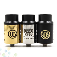 bear hole - Vape Breed Competition V2 RDA Atomizer Phillppines Dual Post Coil Holes Adjustable Airflow With Wide Bore Drip Tip Colors DHL Free