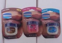 Wholesale New United States Vaseline moisturizing lip balm Ease lip weather shack hydrating lock water g three color optional