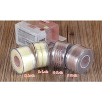 adhesive mesh tape - Double Eyelid Sticker With Shapes Tape Skin Mesh Stealth Tape Eye Paste Slim Adhesive Invisibility Makeup Beauty Pairs