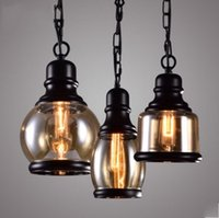 Cheap Industrial Style Pendant Lighting  Free Shipping Industrial
