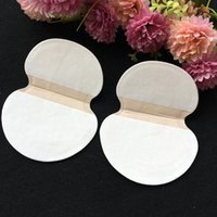 Wholesale Disposable Absorbing Underarm Sweat Guard Pads Deodorant Armpit Sheet Dress Clothing Shield Sweat Perspiration Pads ZA1934