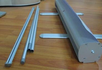 Wholesale 1pcs for this price cm Alluminum Alloy Roll Up Stand Advertising display equipment