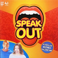 Wholesale Hot Speak Out Game new party game KTV and party game interesting party newest best selling toy with