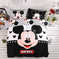 Queen Size Mickey Minnie Sheet Sets UK Free UK Delivery on Queen