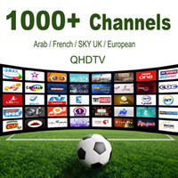 al por mayor cielo iptv-QHDTV Deportes árabes Sky it Sky Reino Unido Sky DE 1300+ Europa IPTV Árabe Iptv canales de streaming IPTV Cuenta Apk Trabajo en Android