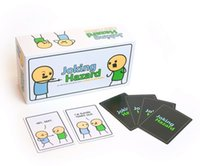 Wholesale Joking Hazard Party Game Funny Games For Adults With Retail Box Comic Strips Card Games terrible comics about friendship violence sex B