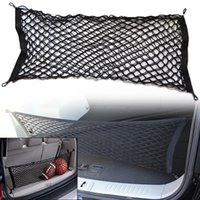 Visor CD Case baggage net - Interior Accessories Stowing Tidying Piece double deck Baggage parcel Cargo luggage net luggage scale with tape measure