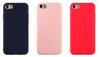 Wholesale For iPhone6 plus plus Cell phone case frosted case ultra thin colourful case for iphone