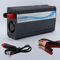 Wholesale Universal Auto Transformer Inverter Car Power Inverter V Converter to V W Adapter Car Accessories