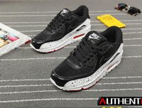 Wholesale New Cheap Air Max Mens Running Shoes Black White High Quality Sport Shoes Airmax Outdoor Trainers Sneakers E