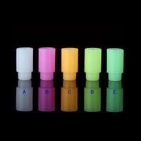 beautiful testing - Beautiful Resin Noctilucent Drip Tips Luminous Drip Tips Test Drip Tip Resin Cover Mouthpiece for EGO RBA RDA Atomizer