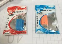 Wholesale Epacket High Speed USB Micro SD card T Flash TF Memory Card Reader adapter gb gb gb gb gb gb gb TF Card