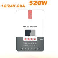 battery off grid - Hot Sell MPPT Solar Controller A Solar Regulator V V W Solar Charger Battery Charger For Off Grid Solar Power System