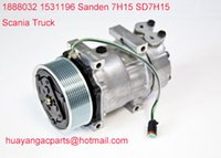 Wholesale Scania Trucks air conditioning compressor oem FK351119381