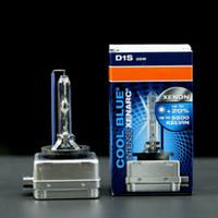 Wholesale 2PCS D1S k K Car Light Source Xenon Bulb Lamp Car Headlight with color box