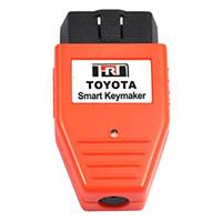 achat en gros de toyota smart key-Meilleur prix pour Toyota Smart Key Maker pour Toyota OBD clé de voiture programmateur Sûr et efficace Seulement besoin de 20 secondes pour ajouter une clé