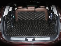 Wholesale nterior Accessories Floor Mats Good luggage mats Special trunk mats for Infiniti QX60 seats durable waterproof carpets for QX