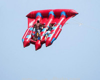 best inflatable boats - Best Quality Inflatable Flying Fish Tube Banana Boat Inflatable Flying Towable