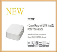 Wholesale DAHUA NEW Product Channel Penta brid P Smart U Digital Video Recorder Without Logo XVR7104C