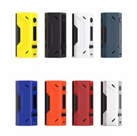 Wholesale 100 Original Cloupor Smoant Battlestar w power TC box mod electronic ciagratte box mod fit for Smoant Mobula RTA smok TFV8 tank