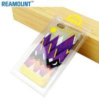 For Nextel Plastic Transparent 30pcs Wholesale Colors Personality Design Label PVC Packaging Retail Package Box for iPhone7 7Plus Cell Phone Case