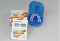 Wholesale New Arrival of PURE QUIET Z S SLEEP STOP SNORING MOUTHPIECE SOLUTION ANTI SNORE GUARD APNEA AID F16121347
