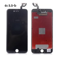 Wholesale Full Assembly AAA High Quality No Dead Pixel Display For Apple iPhone s plus LCD Touch Screen Replacement With Digitizer