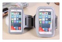arm bandages - Hot Training Sports Case for iphone S S waterproof bandage bandage run workout phone arm package