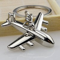 aircraft logos - Personality Metal Aircraft Key Chain D Car Logo Keychain Emblem Keyrings Key Metal Accessories Prices Hot Arts Christmas Gifts