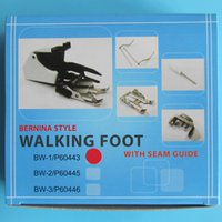 bernina sewing - P60443 WALKING FOOT Even Feet fits Bernina NEW STYLE N household use for presser foot for domestic sewing machines