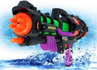 big gun games - NEW cm Big Water Gun Sports Game Water Shooting Pistol High Pressure Soaker Pump Action Kids Adult Toys MYY