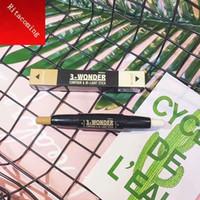 Wholesale Thailand Mistine double bar high light pen bronzing bronzing silkworm Biying pen brighten skin facial contour pen