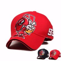 ant hat - moto gp93 Marc Marquez ant signature baseball cap embroidered outdoor sports motorcycle racing bone snapback panel fitted hats