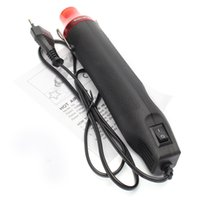 Wholesale 220V W DIY Electric Heat Shrink Gun Power Tool Hot Air Temperature Gun with Supporting Seat