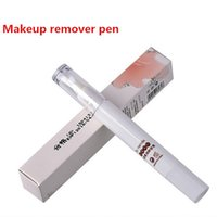 Wholesale Convenient Makeup Remover Pen Lip Eye Make up Correction Cosmetic Maquillage Pen Cream WD3