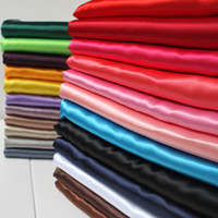 Wholesale Cloth cloth silks and satins clothing materials used in celebration of cloth placemat counter costumes of cloth