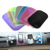 anti skid pads - In Car Anti slip Mats Anti Slip Pad for iPad Cellphone car doll Non Slip Sticky Pad Car Dashboard Tidying Anti skid Pad