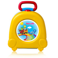 Wholesale Plastic Lovely Portable Toilet for Baby Child pedestal pan handy potty