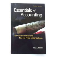 accounting magazines - Books Essentials of Accounting For Governmental and Non for Profit Organizations For Xmas Holiday Gift Latest Book