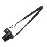 Wholesale Generic Specially Design for Summer Can Be Washed Camera Neck Strap Black