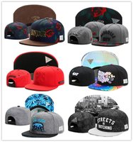 animal print snap backs - New Arrival Snapbacks Hats Cap Men Women Cayler Sons Snap back Baseball casual Caps Hat Adjustable size High Quality Caps