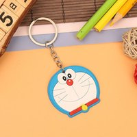 Wholesale cute cartoon keychain key rings fashion Hanging Accessories promotion gift new arrived keychain suitable for children
