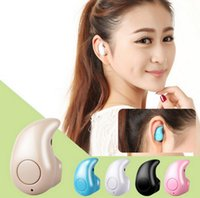 Wholesale S530 Bluetooth headset Wireless Micro Stealth Earplugs Ultra Small Sport Mini Stereo Bluetooth Headset Good Quality Good Price
