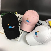 Wholesale 2016 Fashion ball cap autumn summer hotsale korean style multi color couple go trip shopping good looking