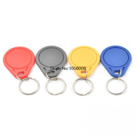 Wholesale UID Changeable NFC IC tag rfid keyfob token k S50 MHz Writable ISO14443A